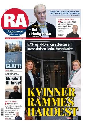 Rogalands Avis 14.01.21