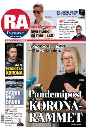 Rogalands Avis 20.01.21