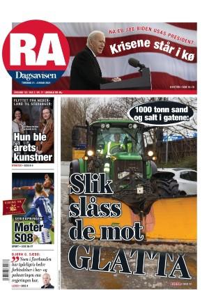 Rogalands Avis 21.01.21