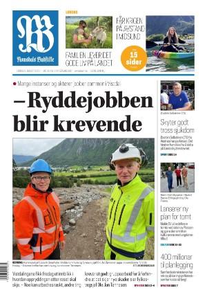 Forside Romsdals Budstikke
