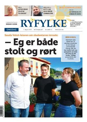 Forside Ryfylke