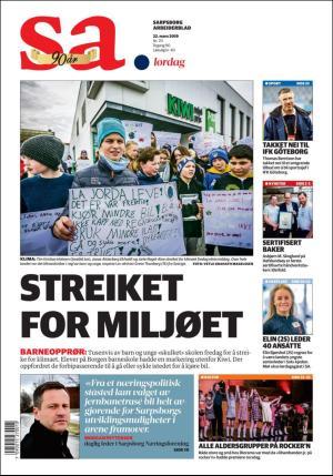 sarpsborg arbeiderblad as