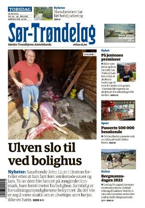 Forside Sør-Trøndelag