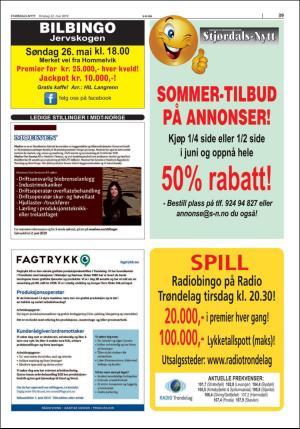 Stjørdals-Nytt 22 05 19
