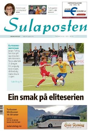 Forside Sulaposten