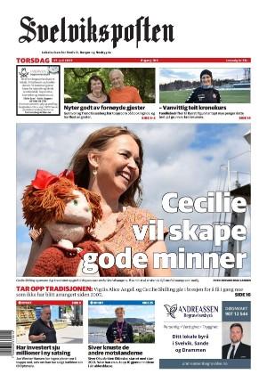 Forside Svelviksposten