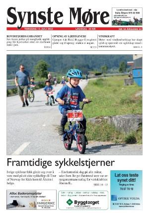 Forside Synste Møre