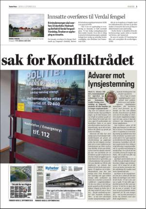 trønder avisa nyheter