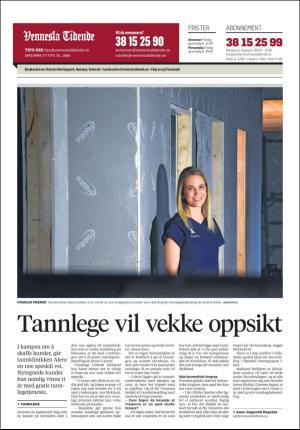 Vennesla Tidende 12.04.19