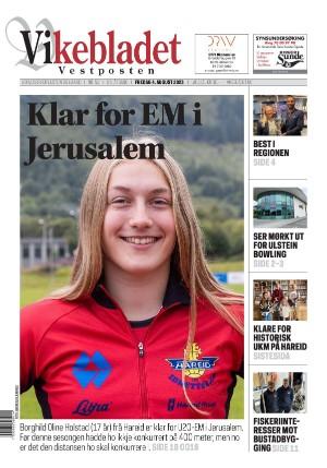 Forside Vikebladet